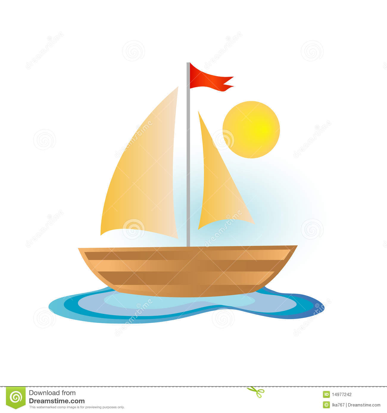 Boat Icon Stock Photography - Image: 14977242
