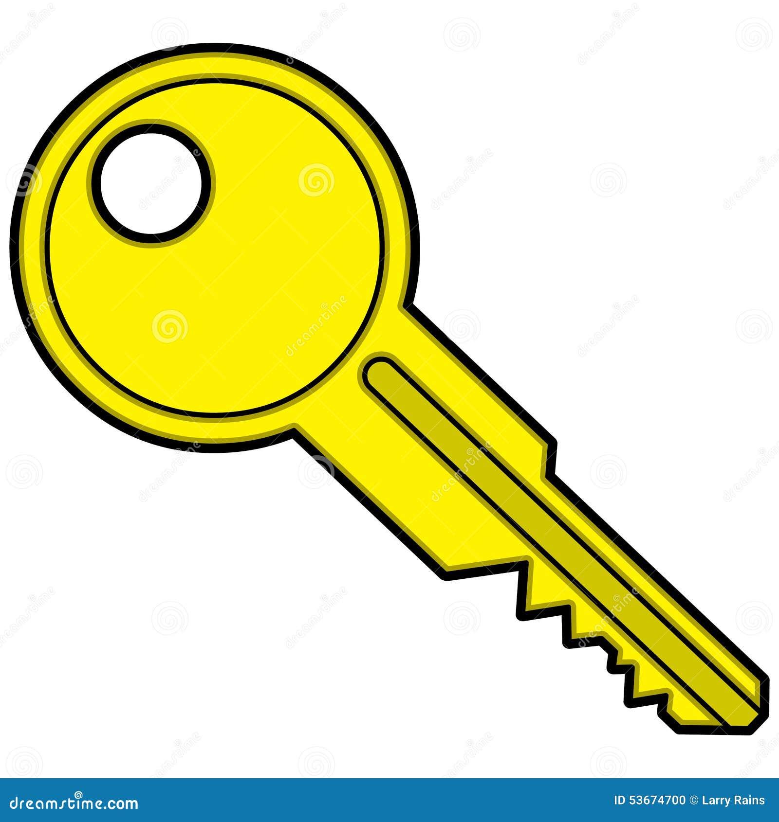 Boat Key stock vector. Illustration of locksmith, standard - 53674700