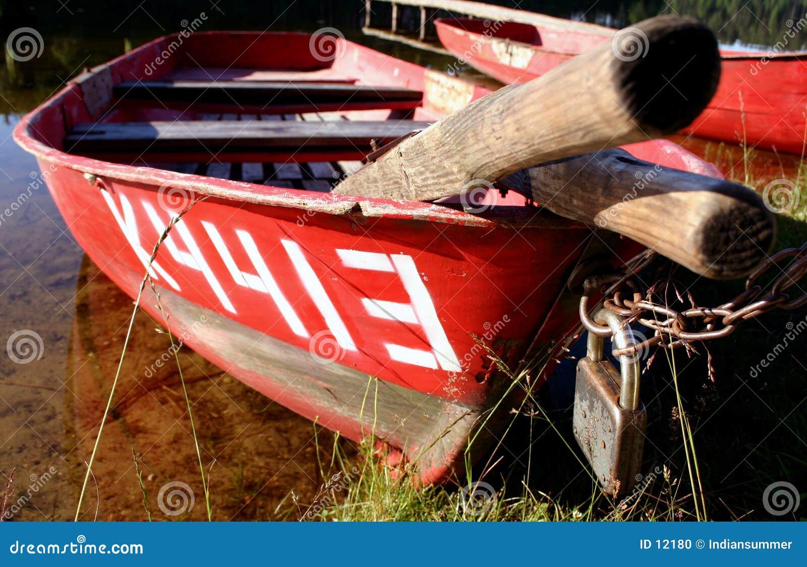 Boat locked III