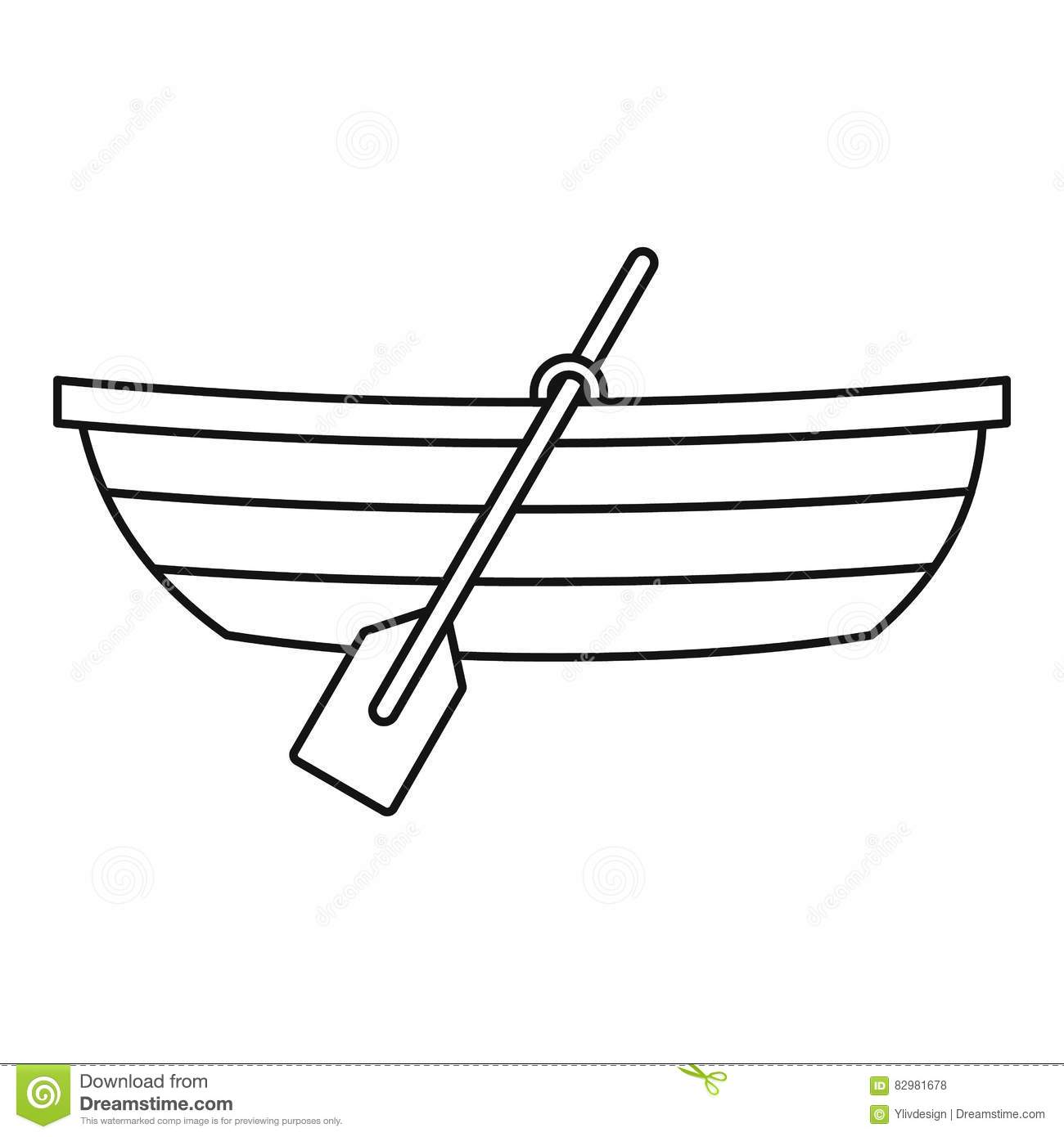 boat paddle vector wwwimgkidcom the image kid has it