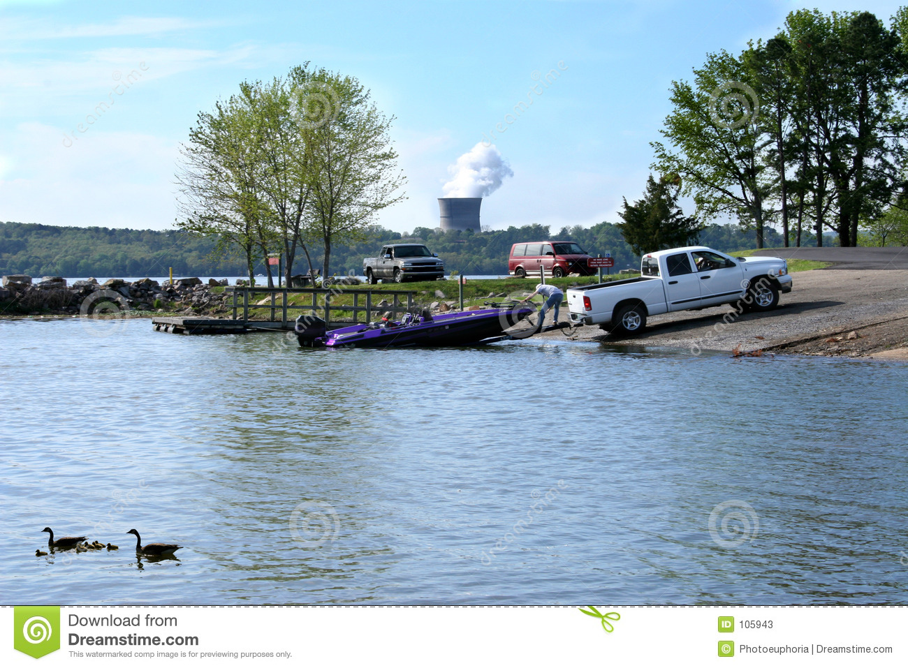 Boating At The Park