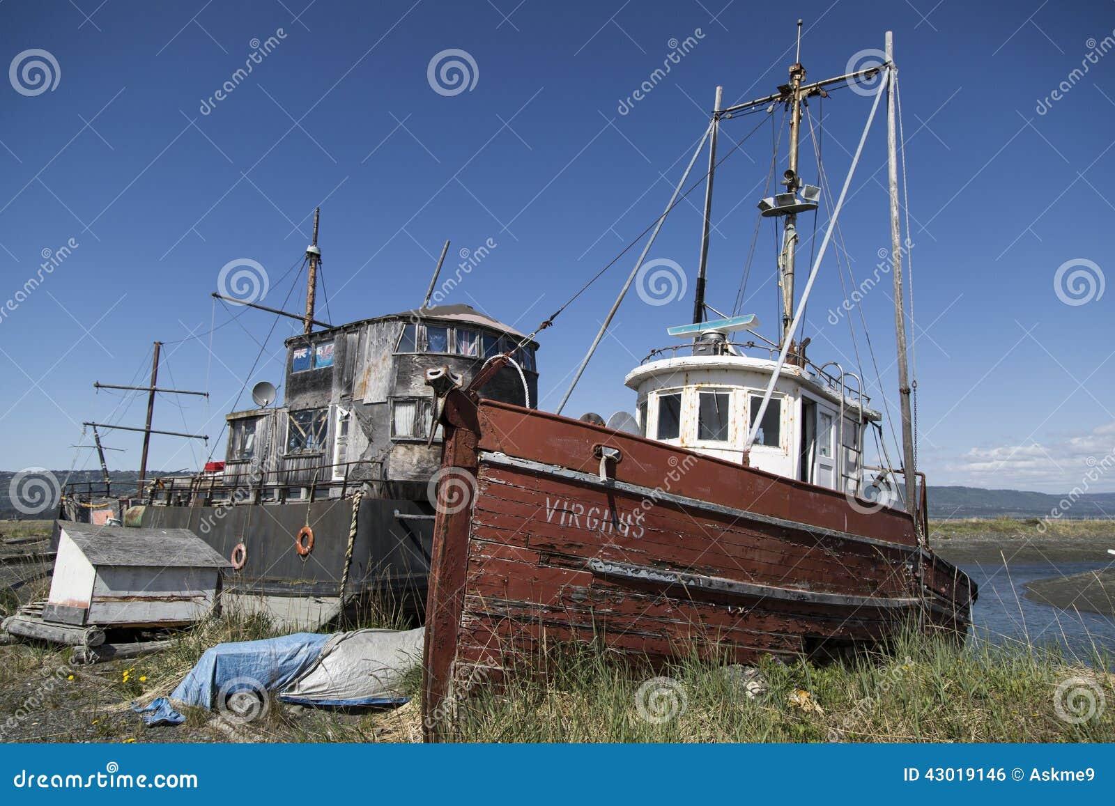 Boats In Homer, Alaska Editorial Photo - Image: 43019146
