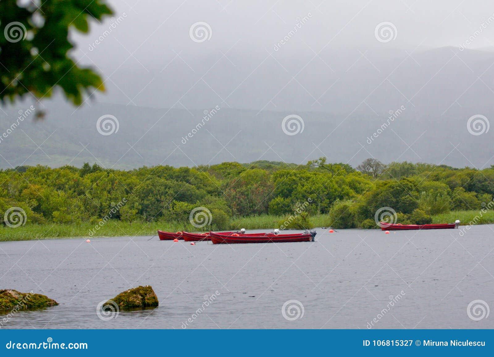 Killarney Lake Fishing