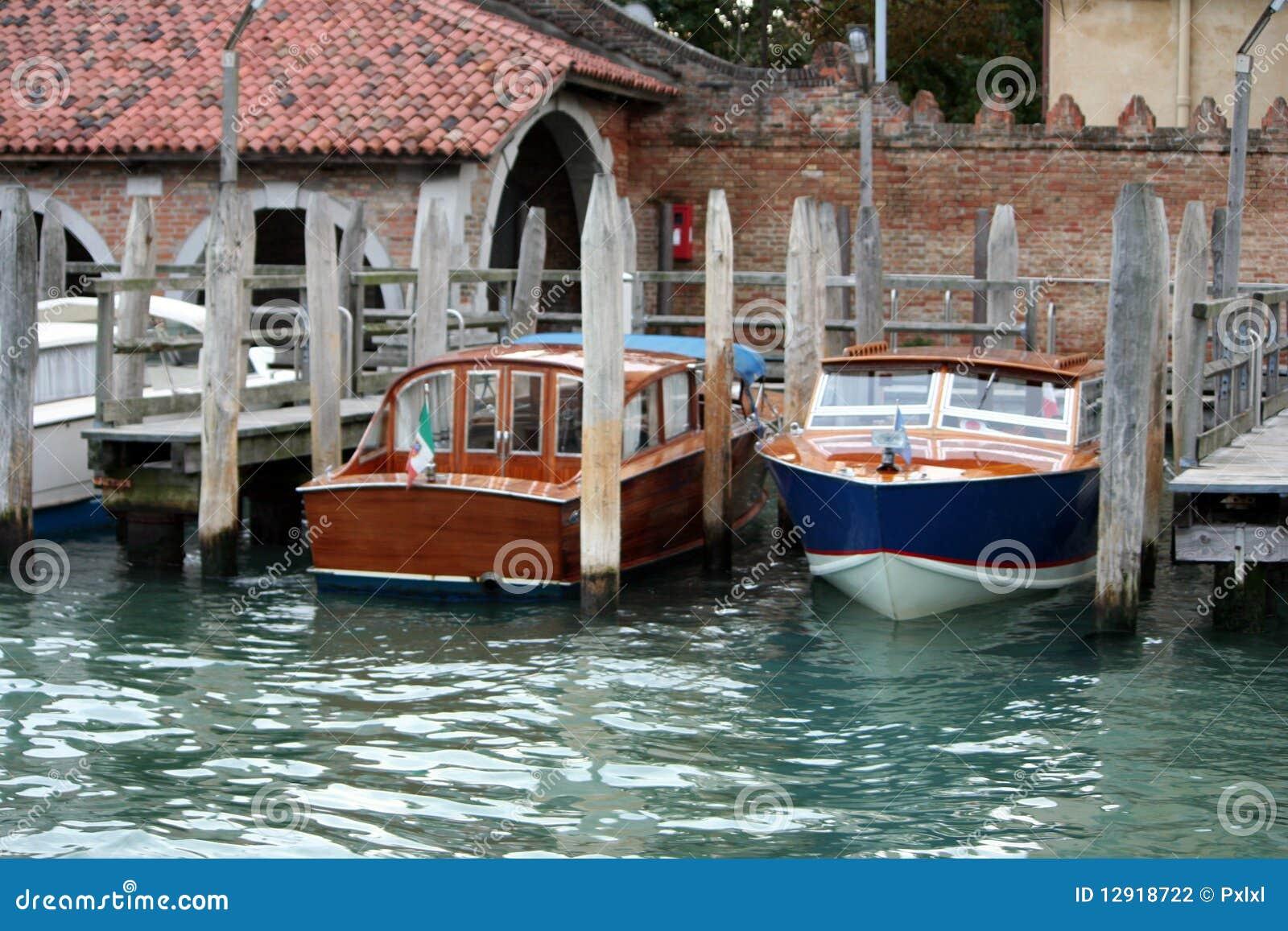 Parkering i Venezia, Italia