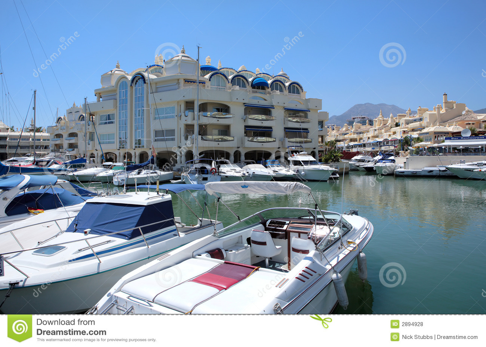 Boats and Yachts Benalmadena