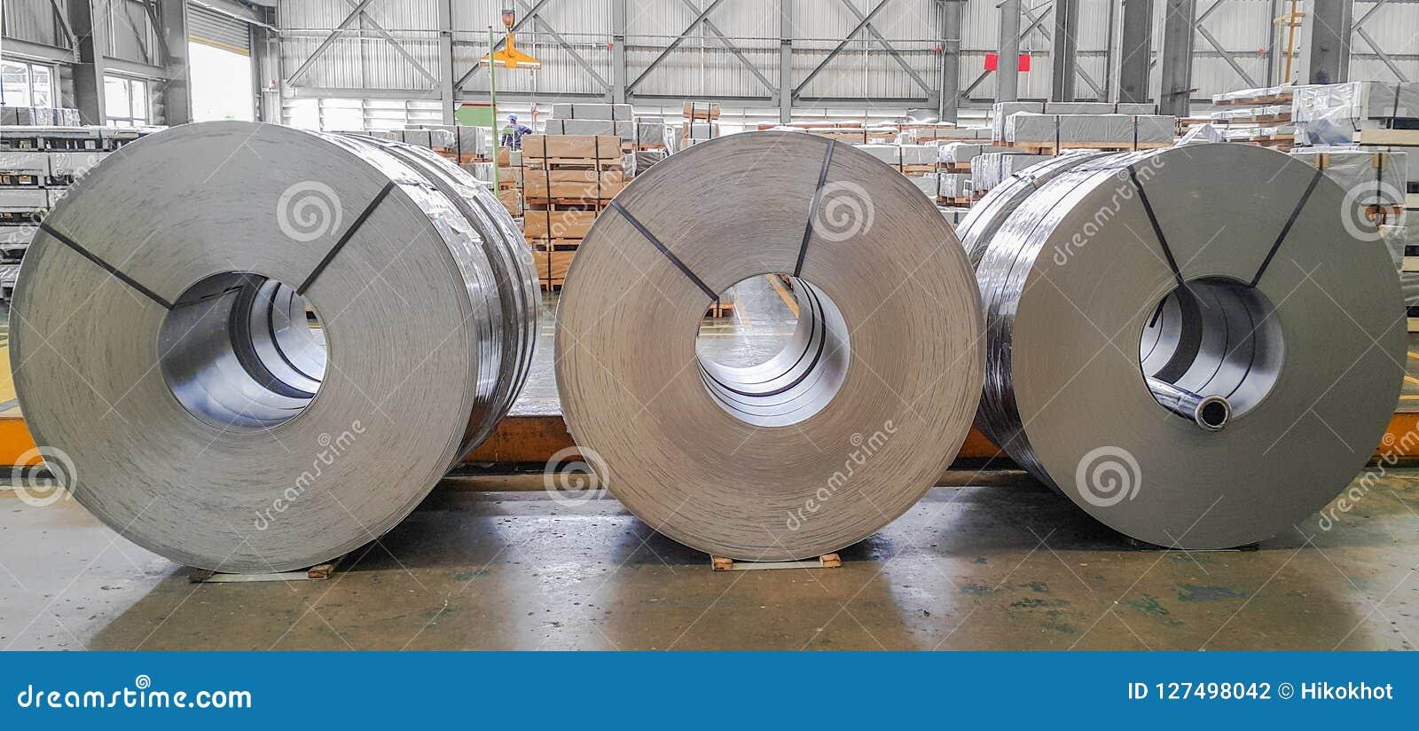 Bobina, pickel e lubrificazione d acciaio laminati a caldo nella fabbricazione, industriale della lamina di metallo