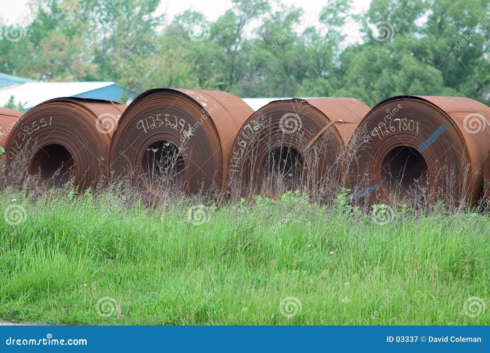 Bobine dell acciaio