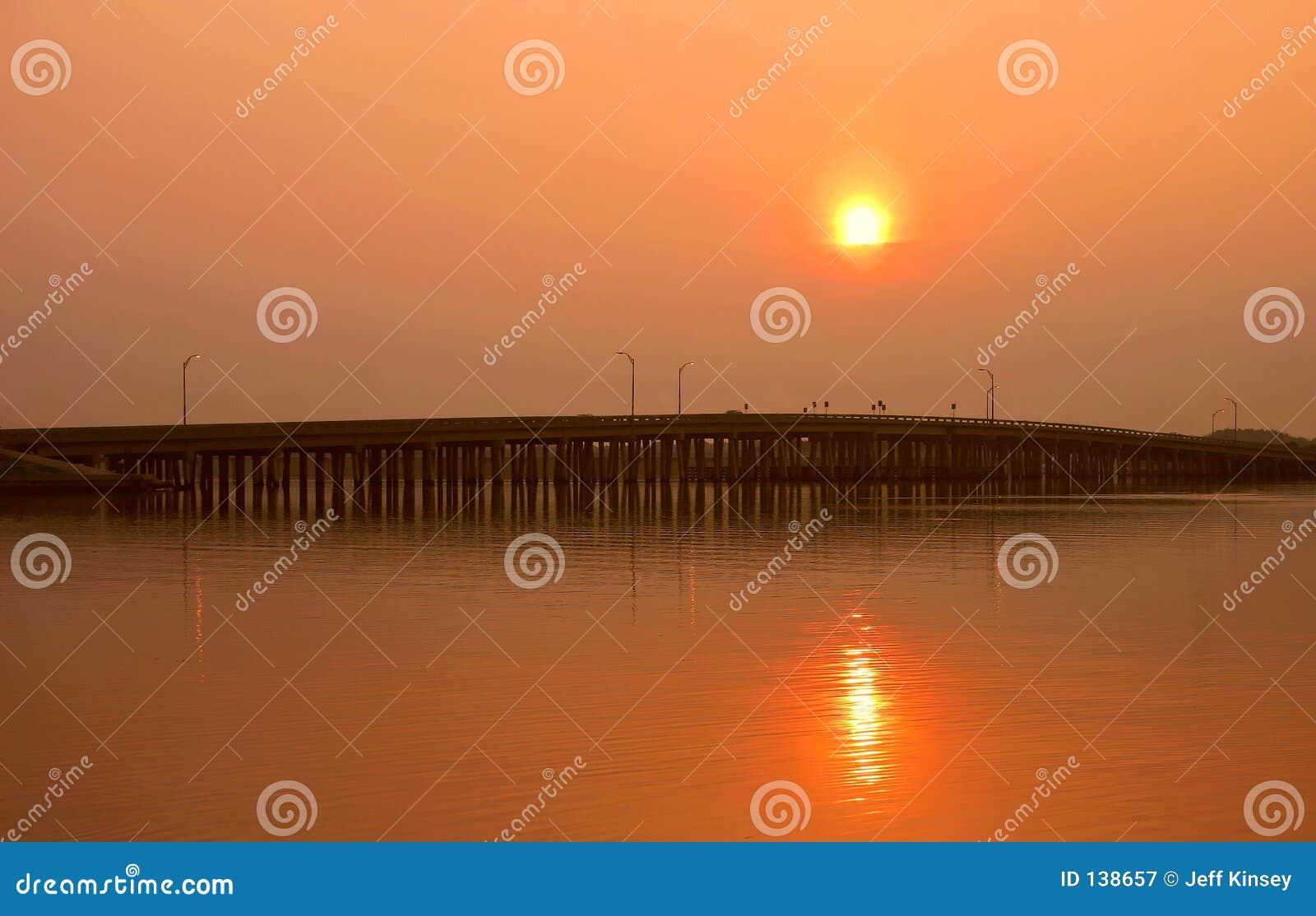 Boca bay bridge ciega
