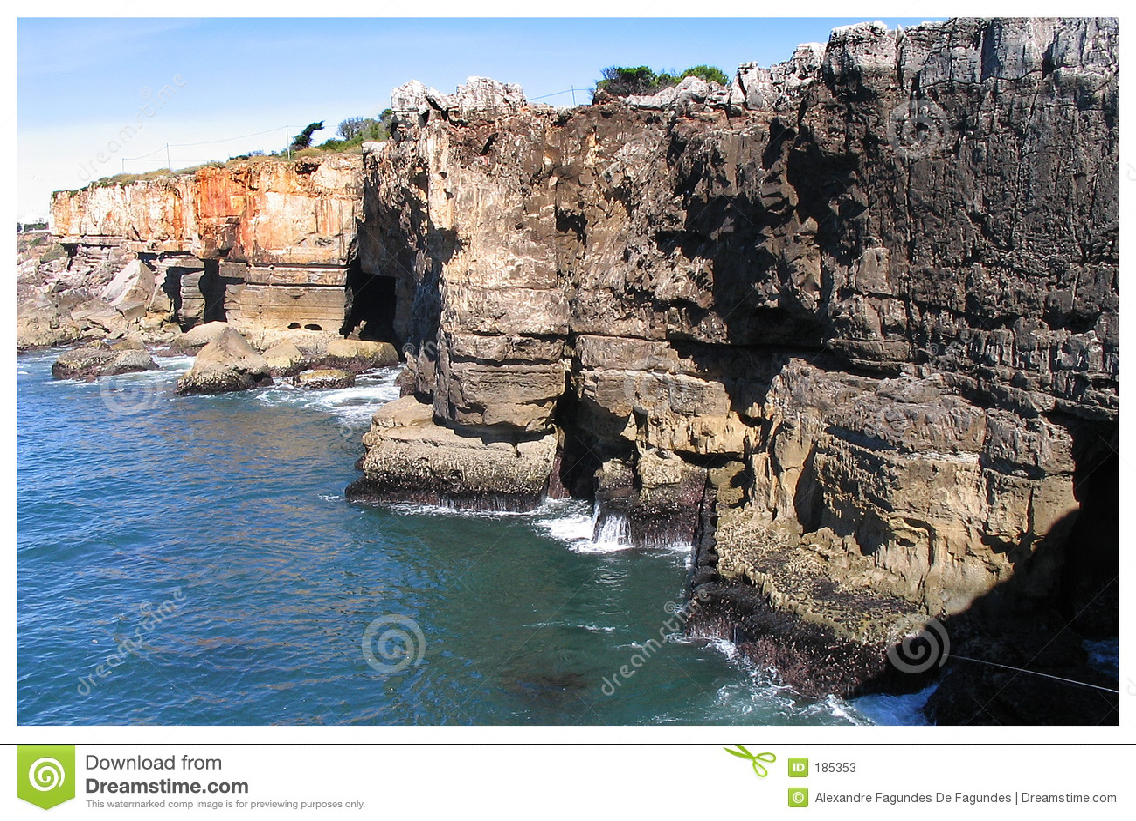 Boca hace el infierno - Cais Cais - Portugal