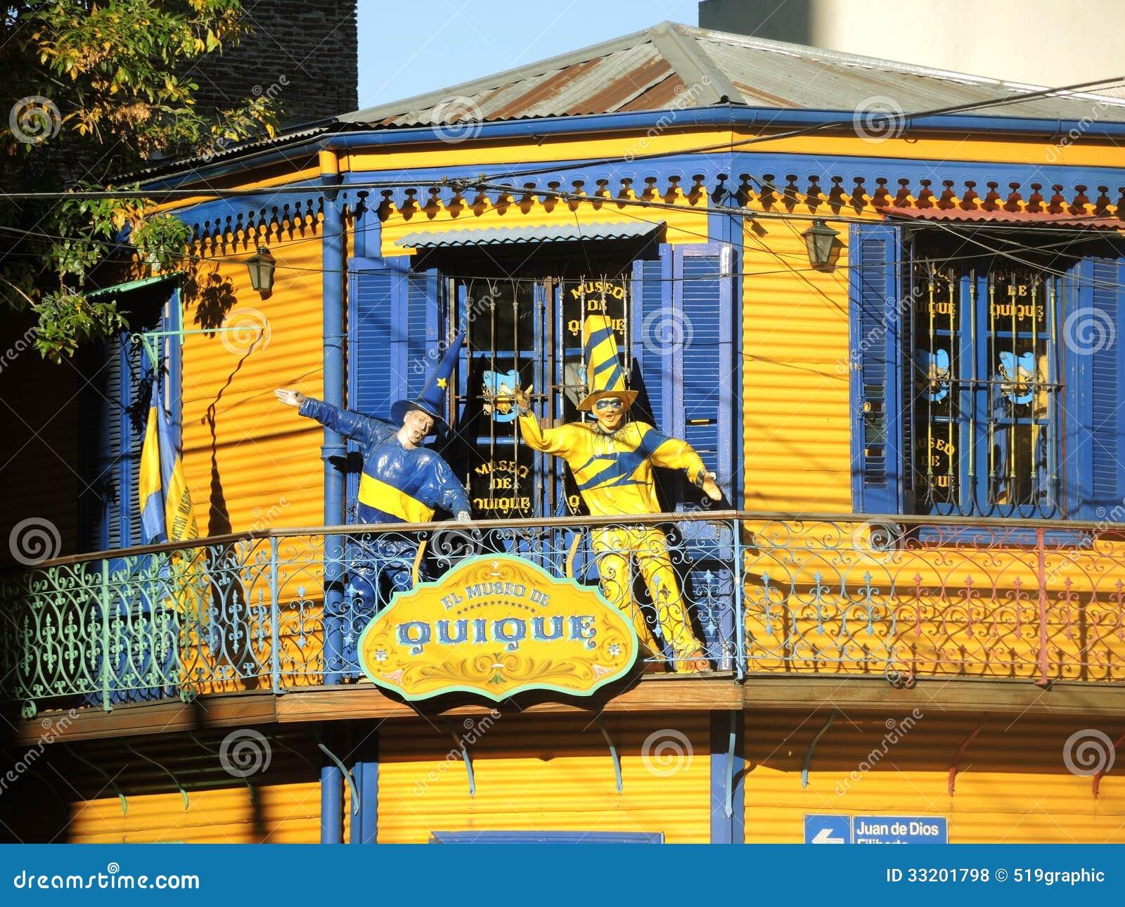 Boca Juniors museum
