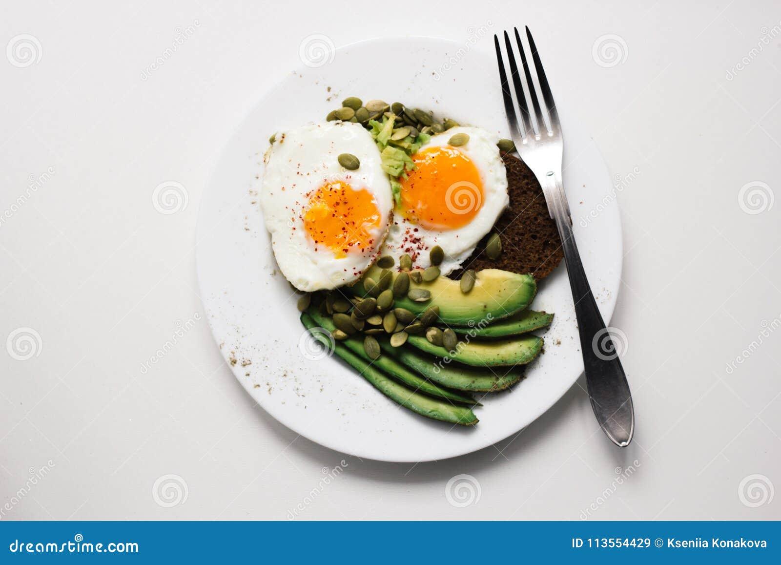 Dieta del huevo duro y la manzana