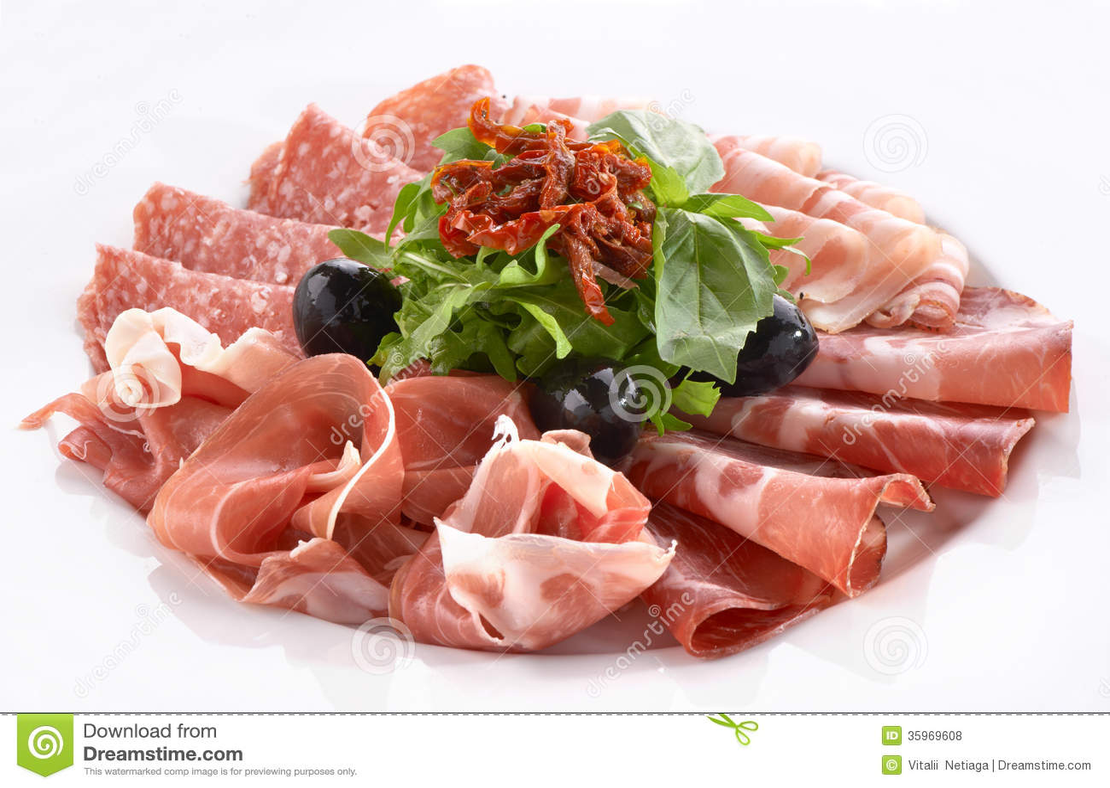 Bocado de la carne