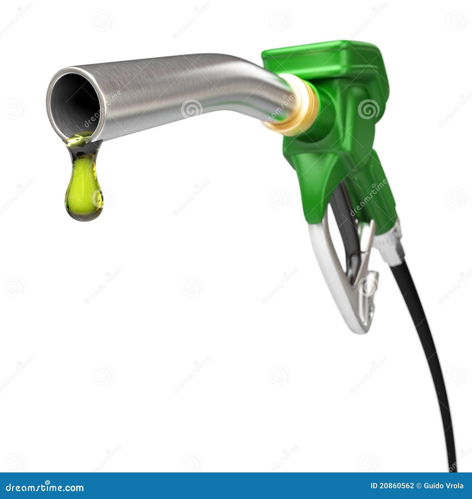 Bocal da bomba de combustível