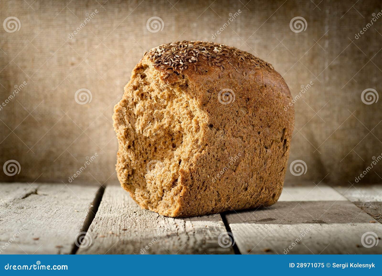 Bochenek żyto chleb