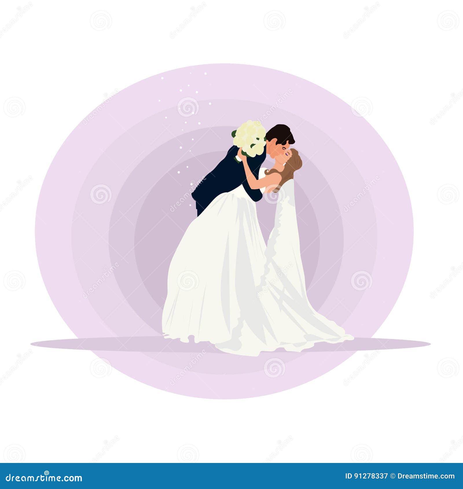 Boda de la novia de la boda