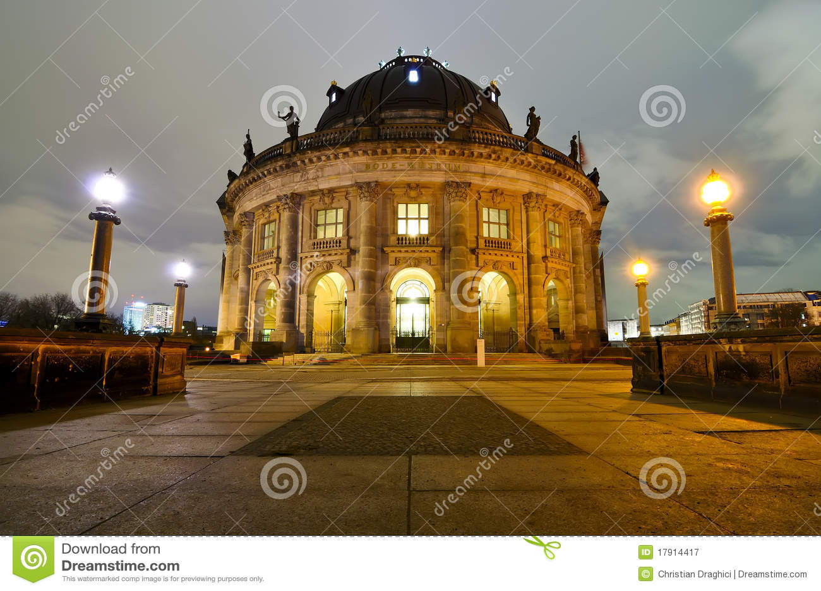 Bode museum in berlin