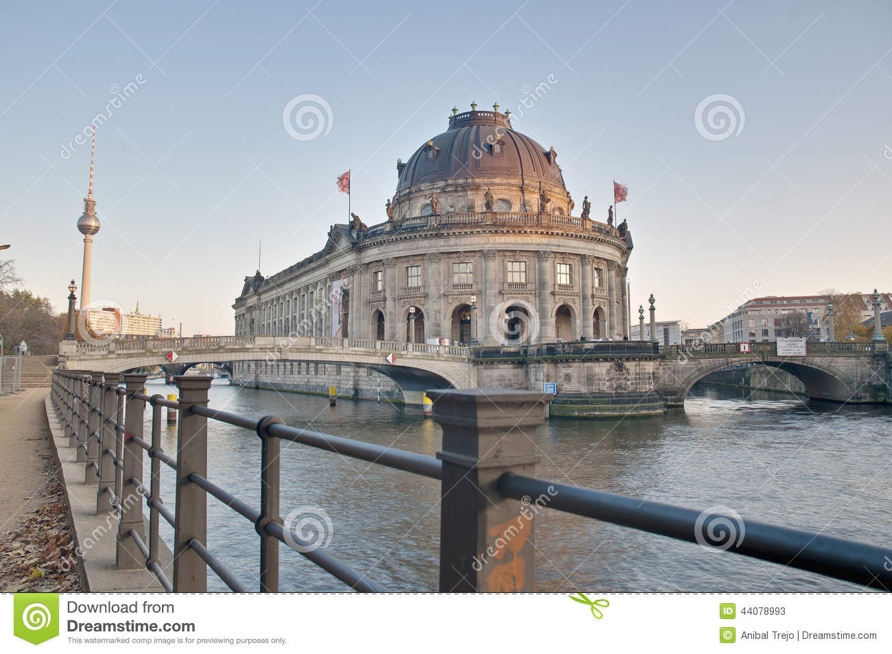 The Bode Museum, Berlin, Germany Royalty-Free Stock Image ...