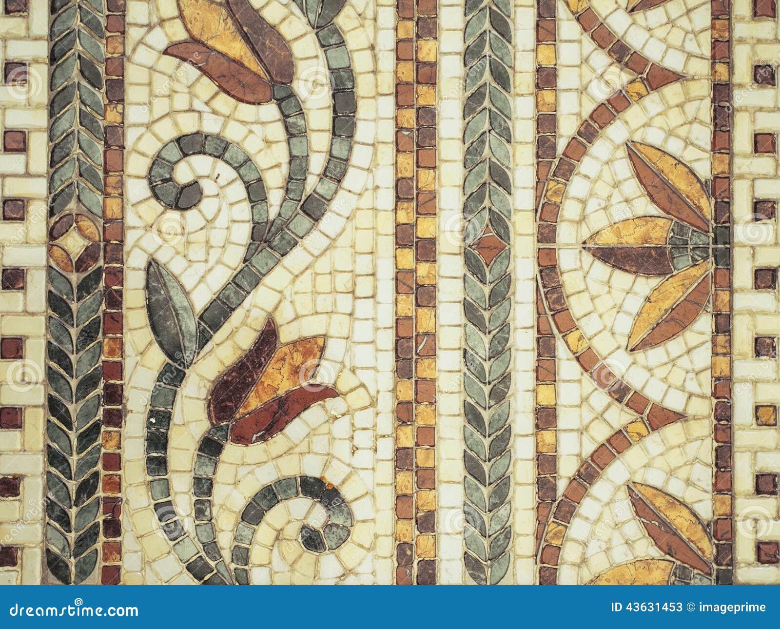 Boden Muster Stockbild Bild Von Keramisch Beschaffenheit 43631453