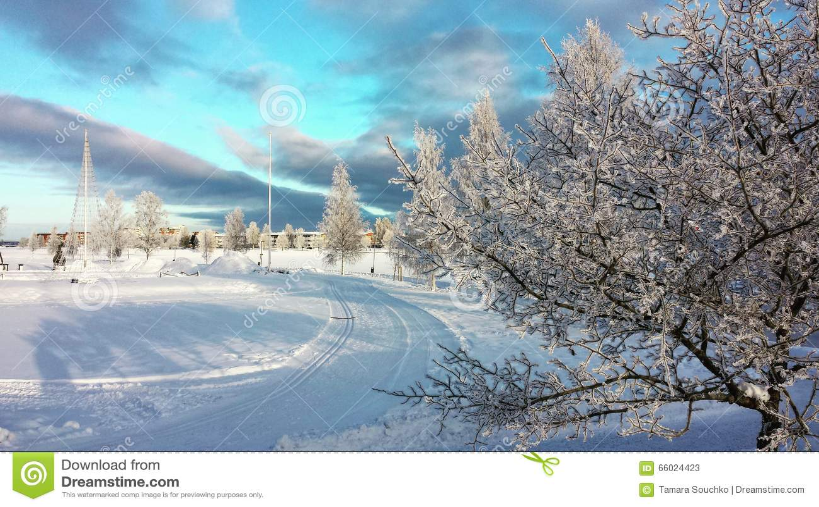 Boden, Suède