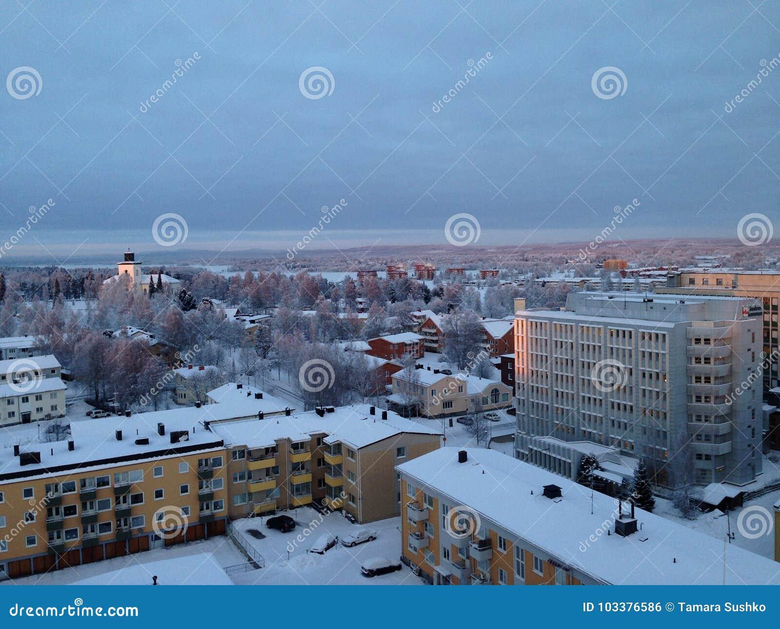 Boden town