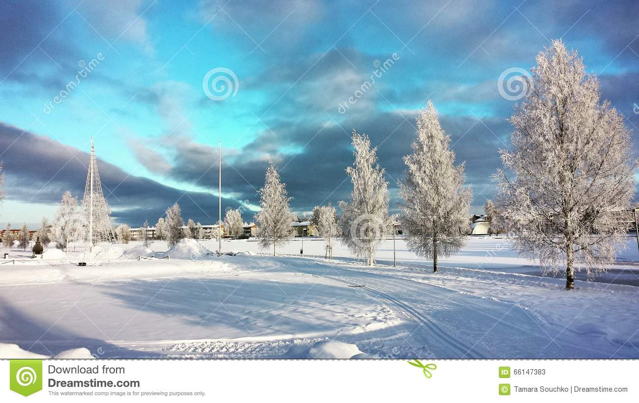 Boden town in sweden stock image image of frost nordic for Boden sweden