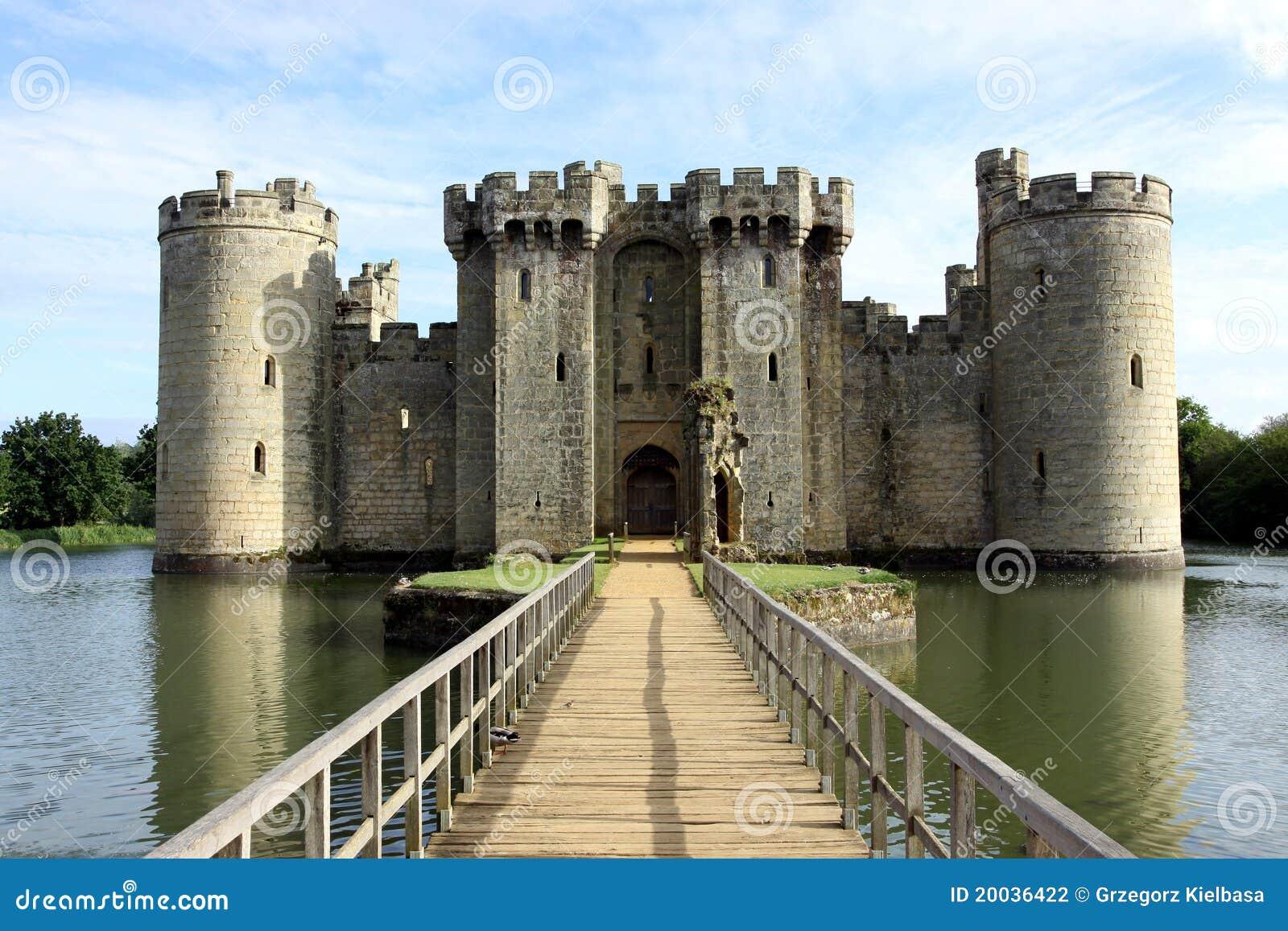 Bodiam城堡