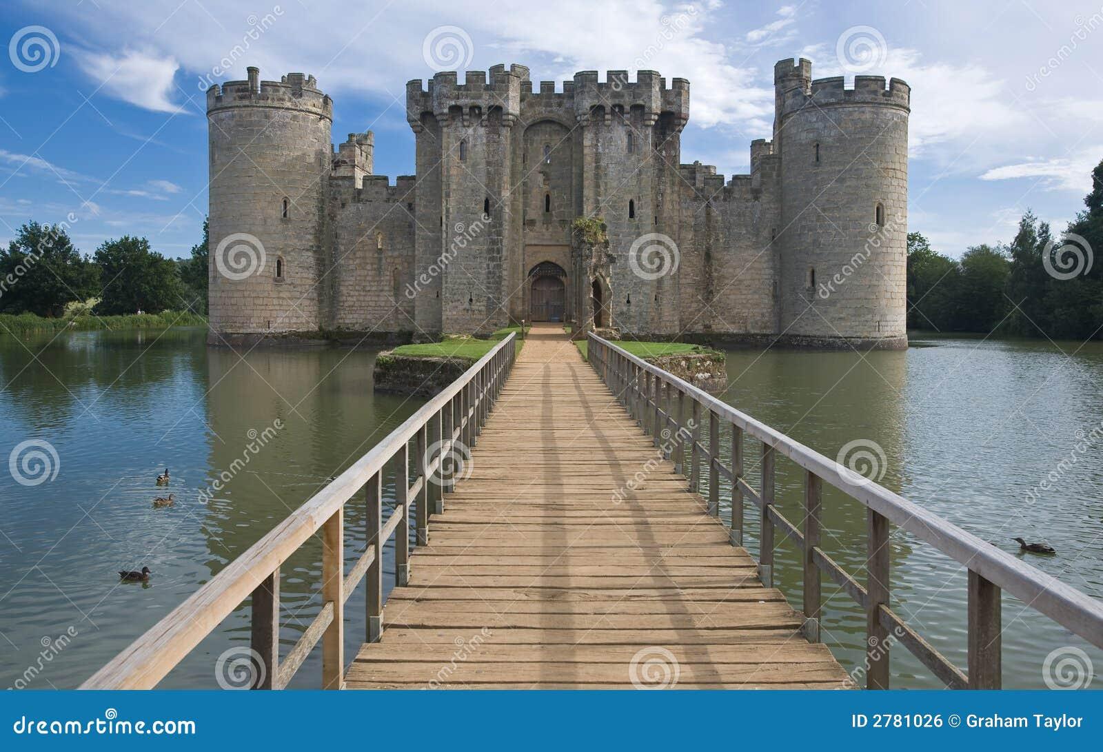 Bodiam zamku