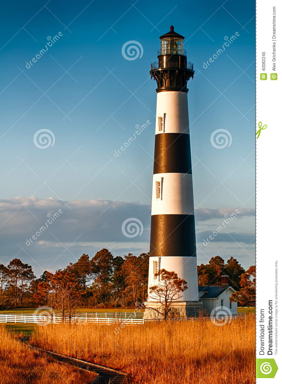 Bodie Island Lighthouse OBX Cape Hatteras