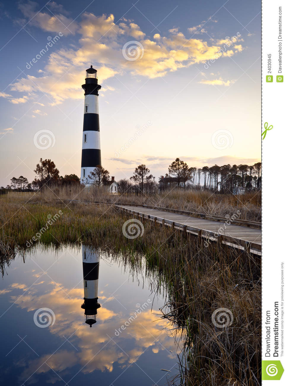 Bodie Island Lighthouse Outer Banks National Park