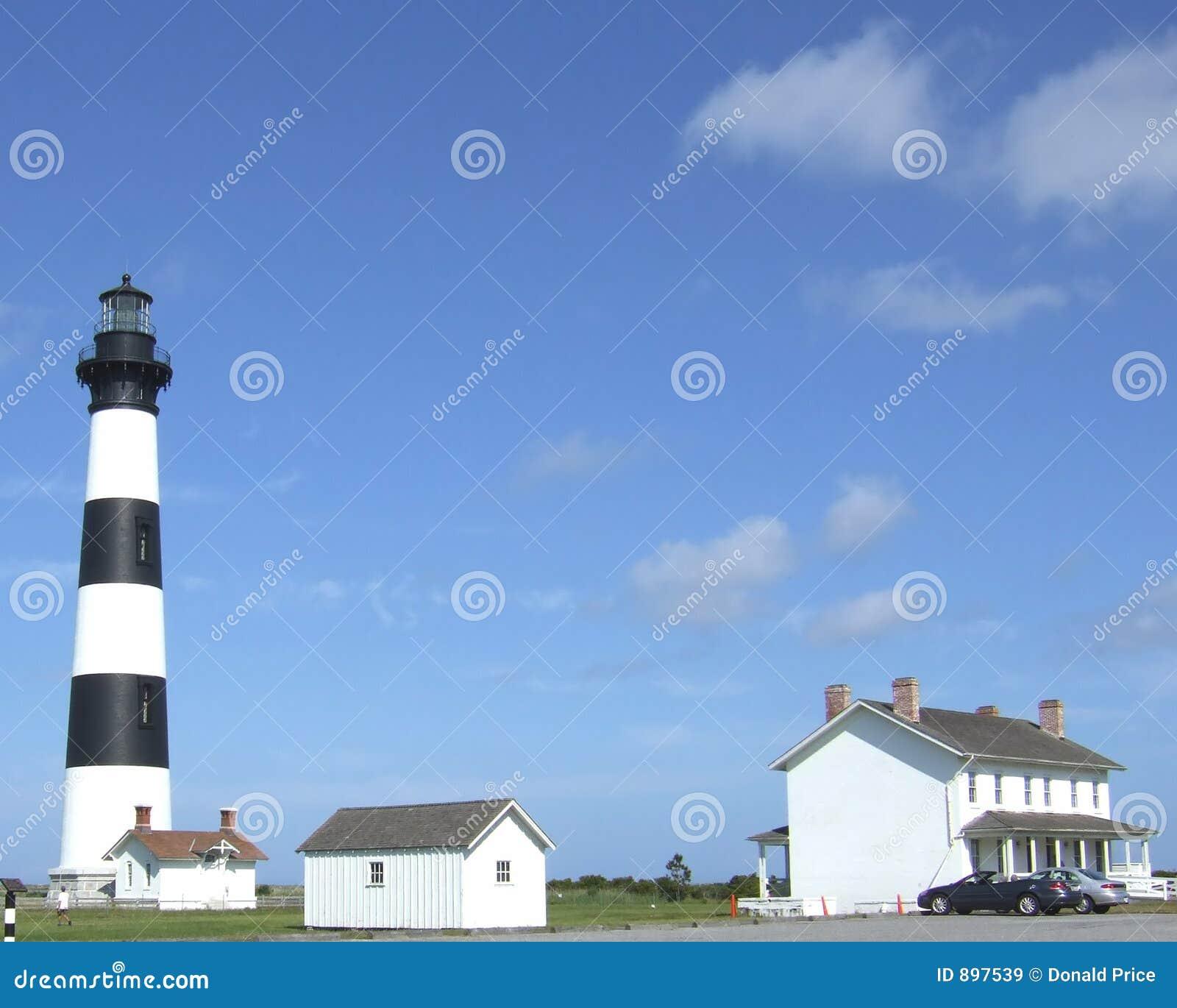 Bodie wyspy latarnia morska