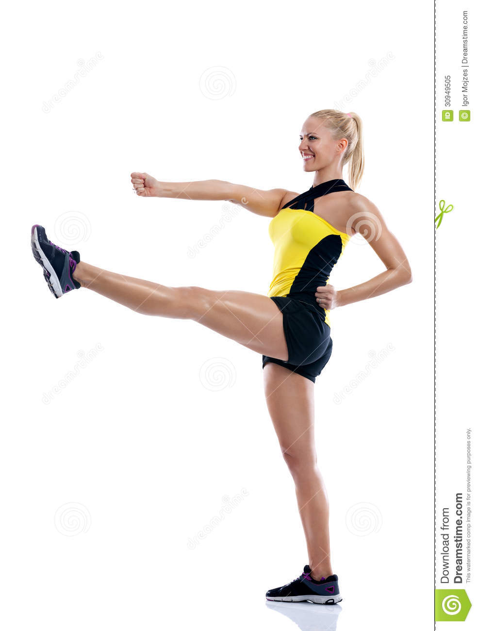Body Attack Royalty Free Stock Photo - Image: 30949505