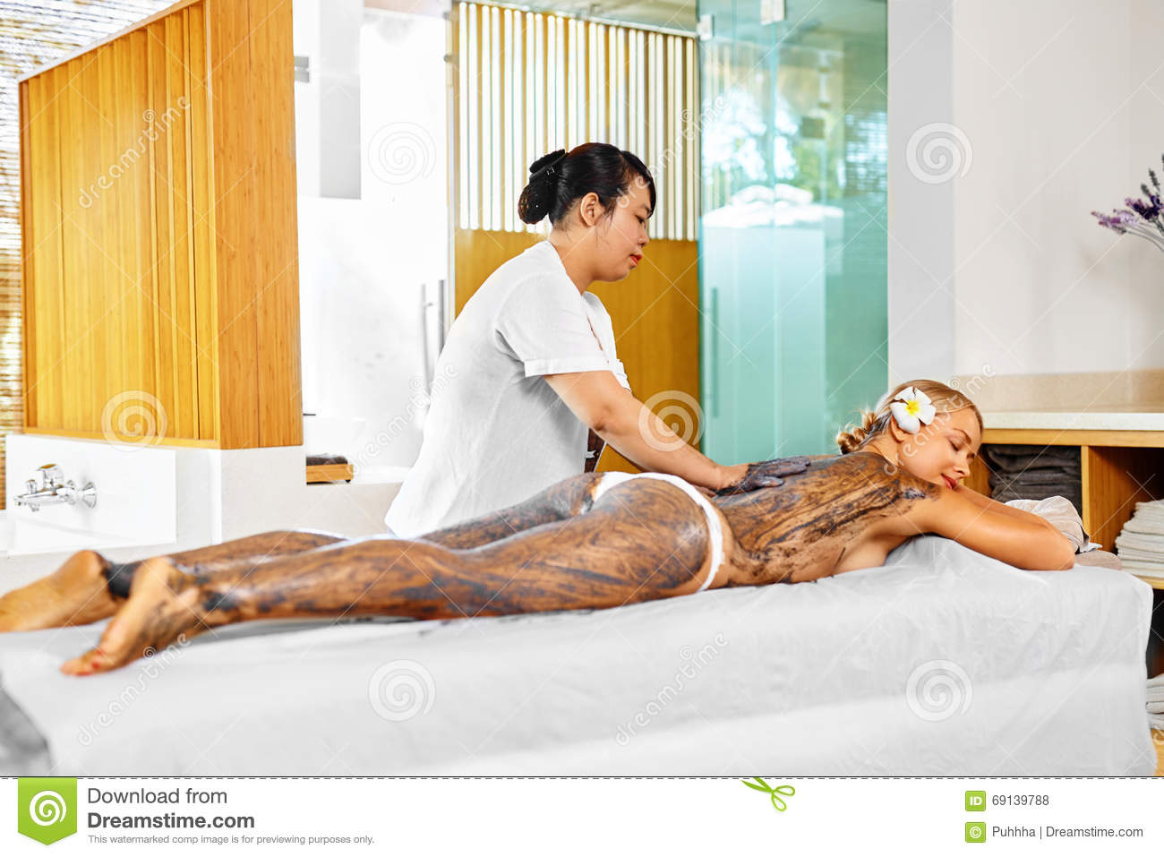 kinnaree spa body care
