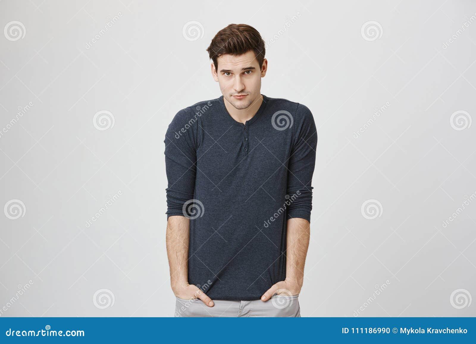Understanding shy male body language