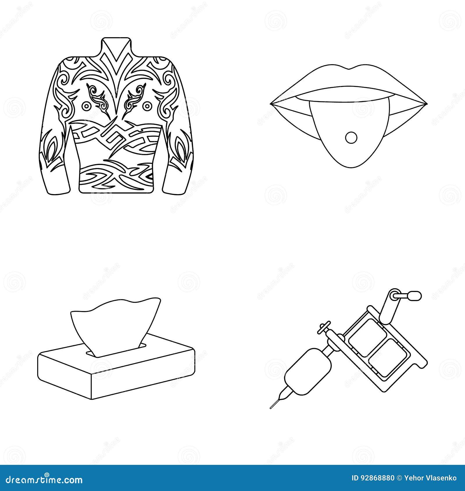 piercings cartoons  illustrations  u0026 vector stock images