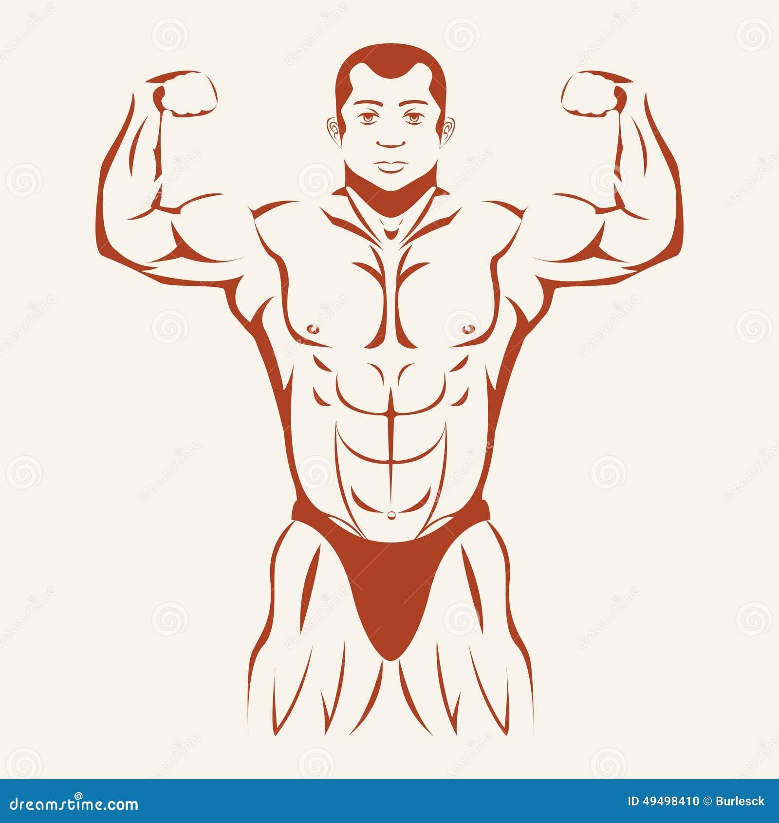 Bodybuilden und Powerlifting Bodybuildervertretung