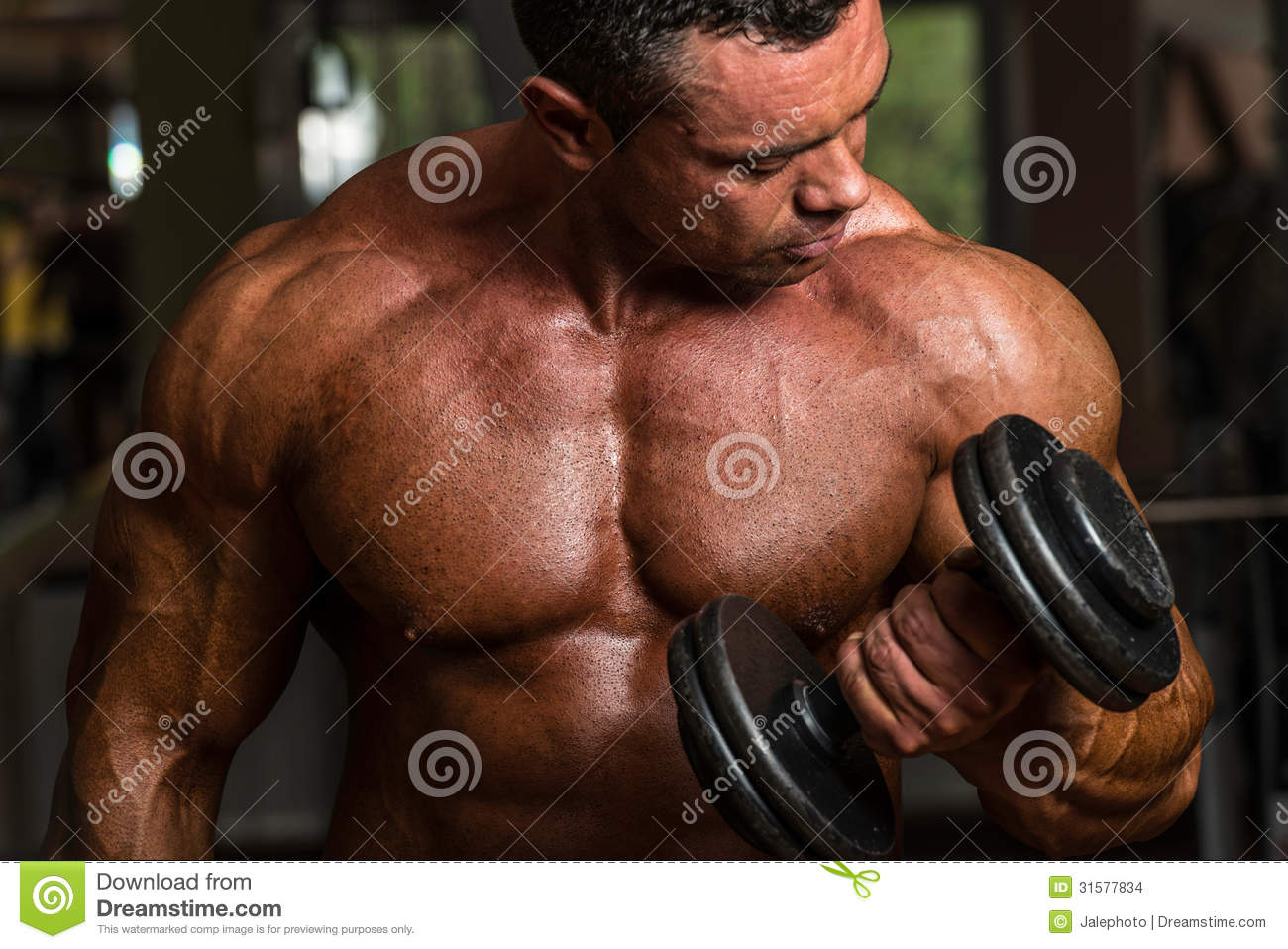 Biceps Exercises For Men - Viewing Gallery