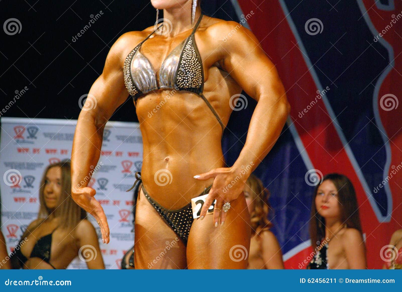 Bodybuilder, femmes