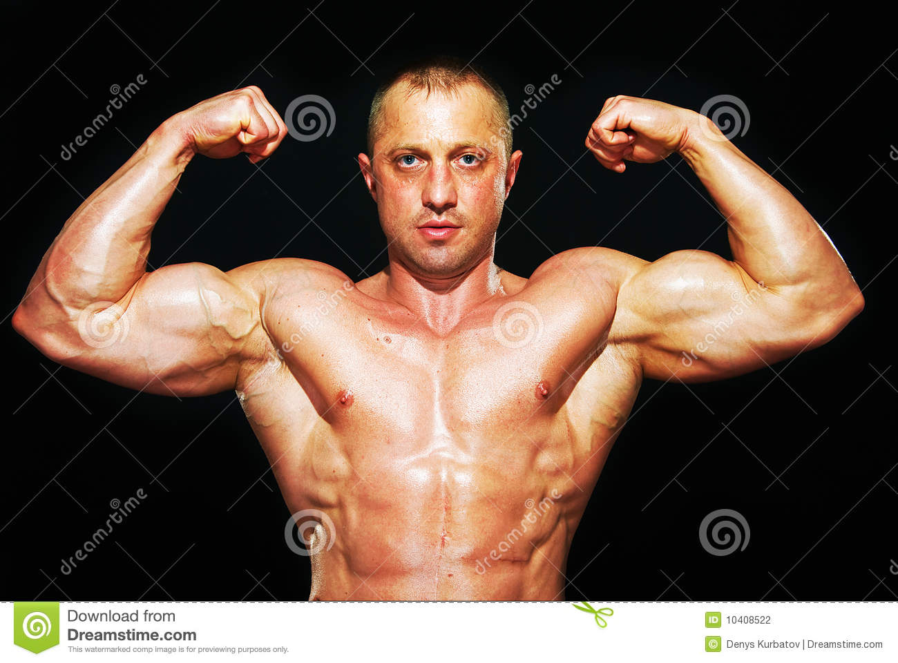 Body Builder Man Photo Images & Pictures - Becuo