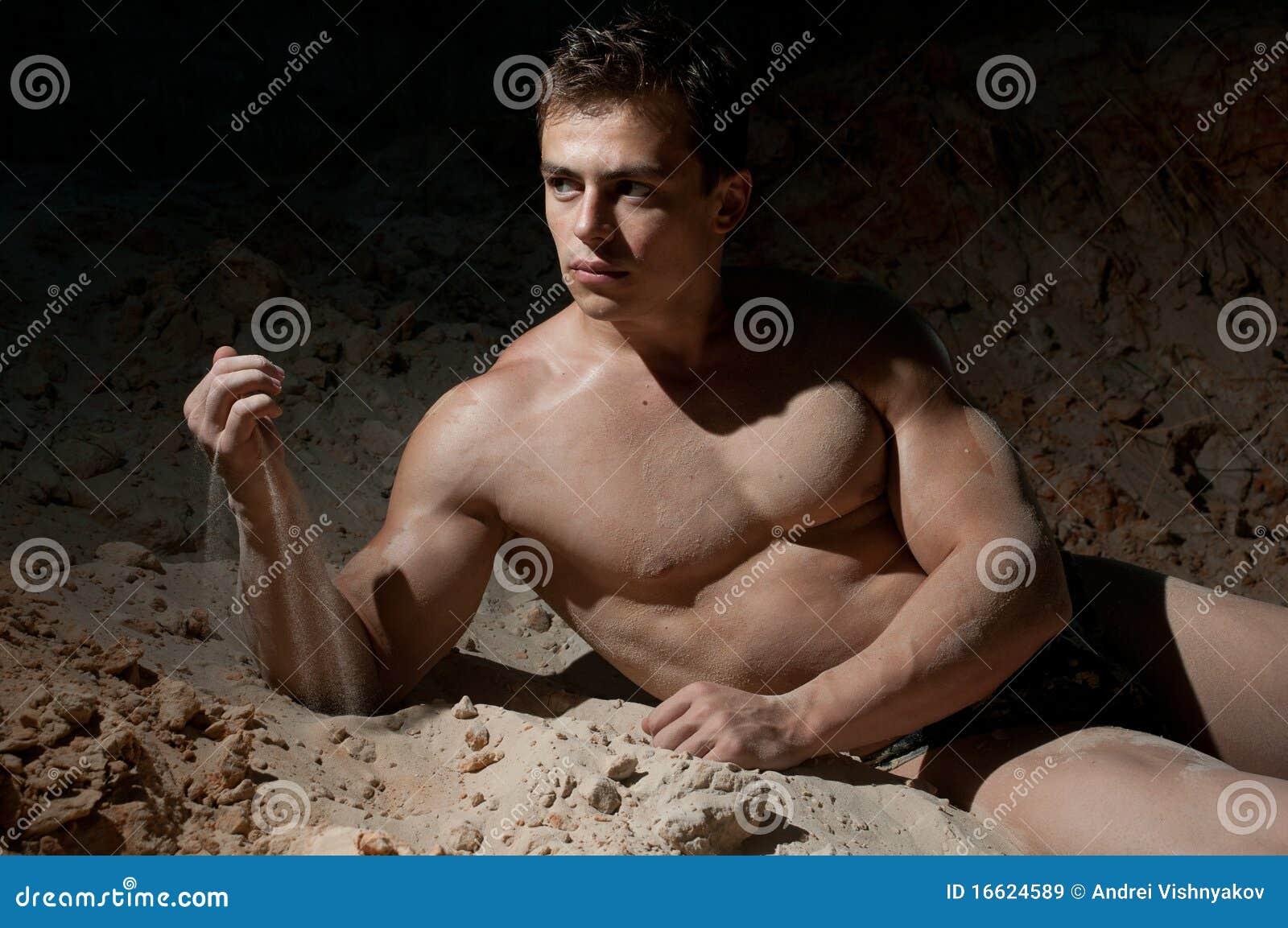 Bodybuilder masculino