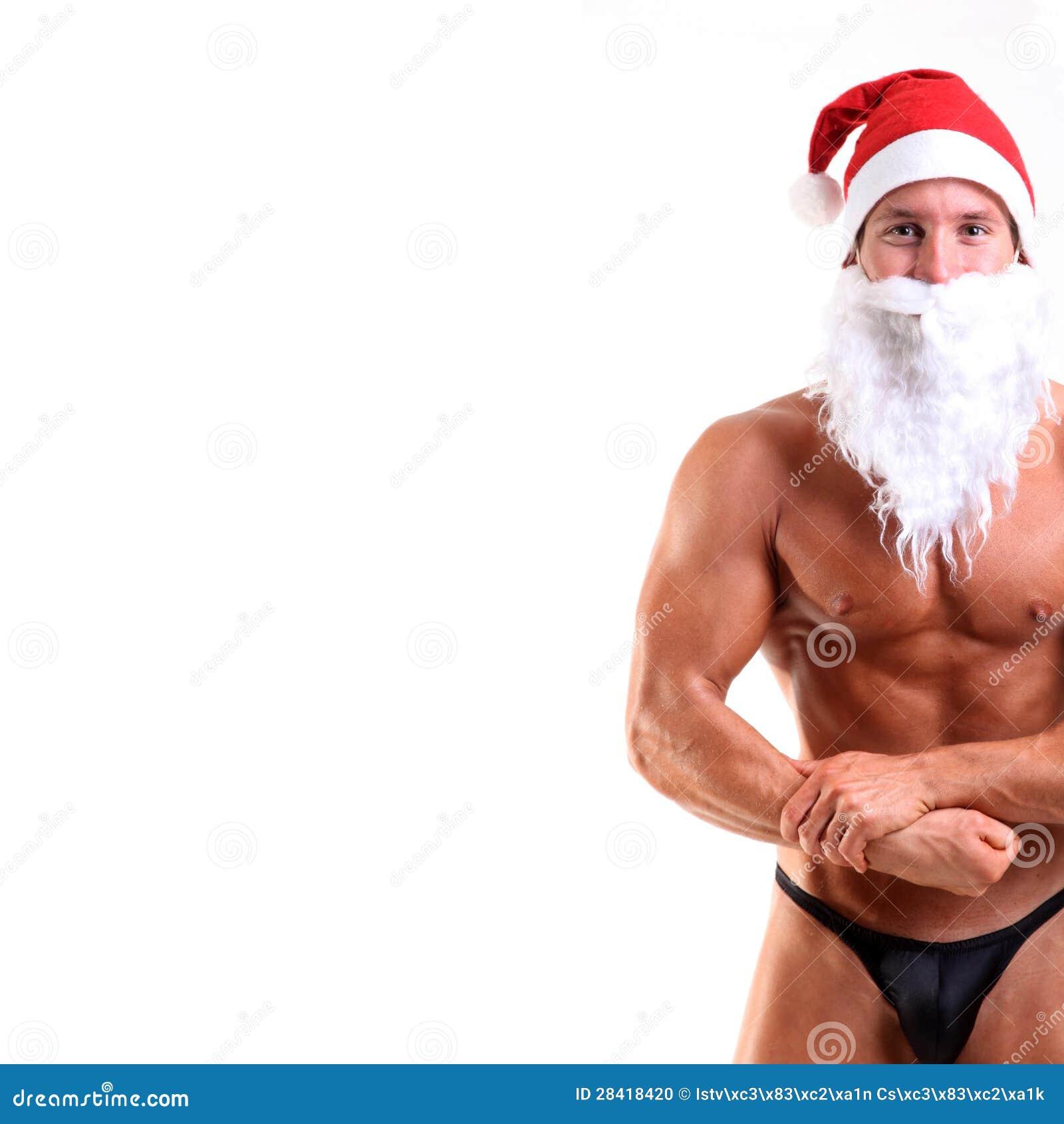 Bodybuilder Santa - Viewing Gallery