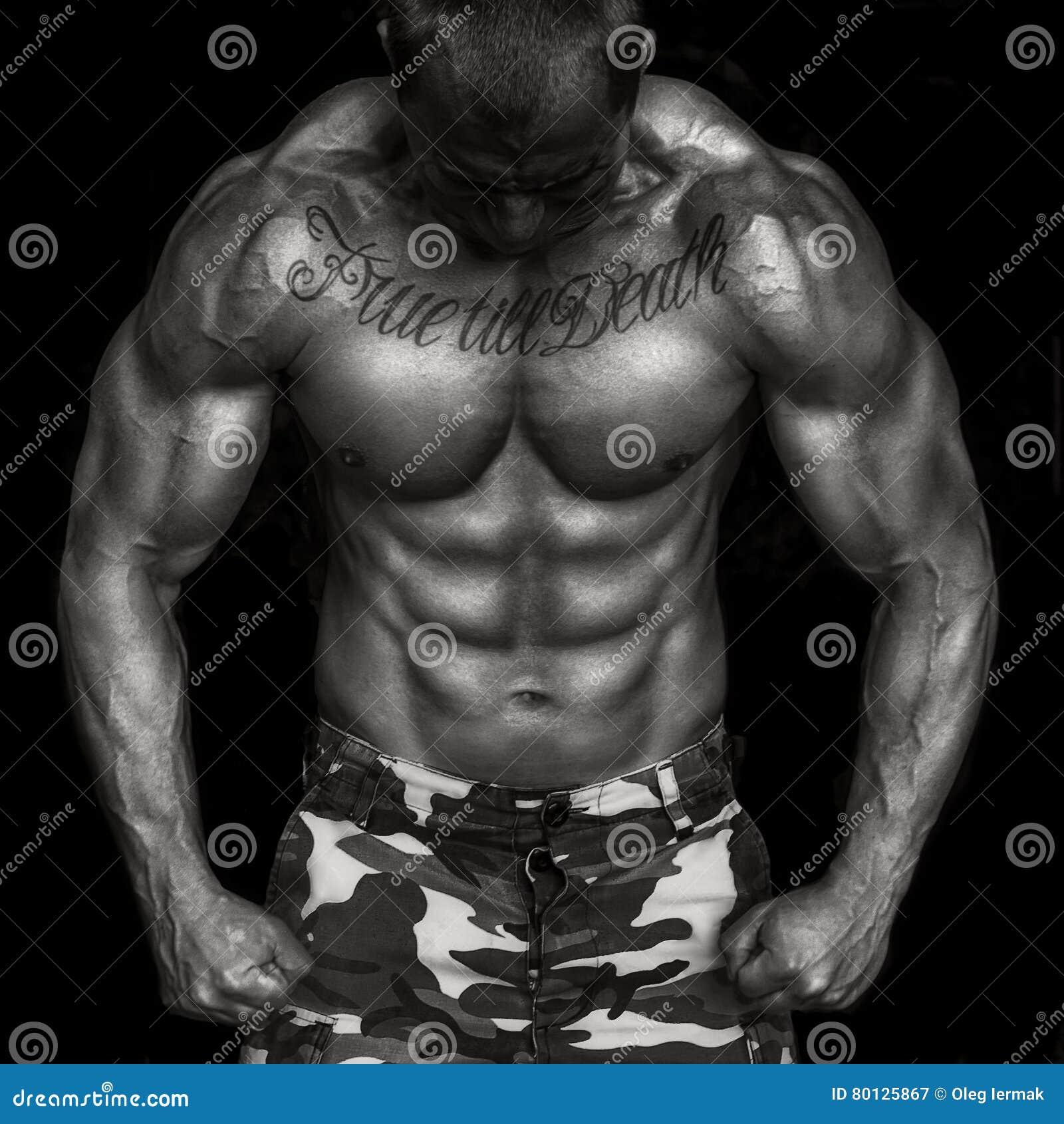 Bodybuilder siła i