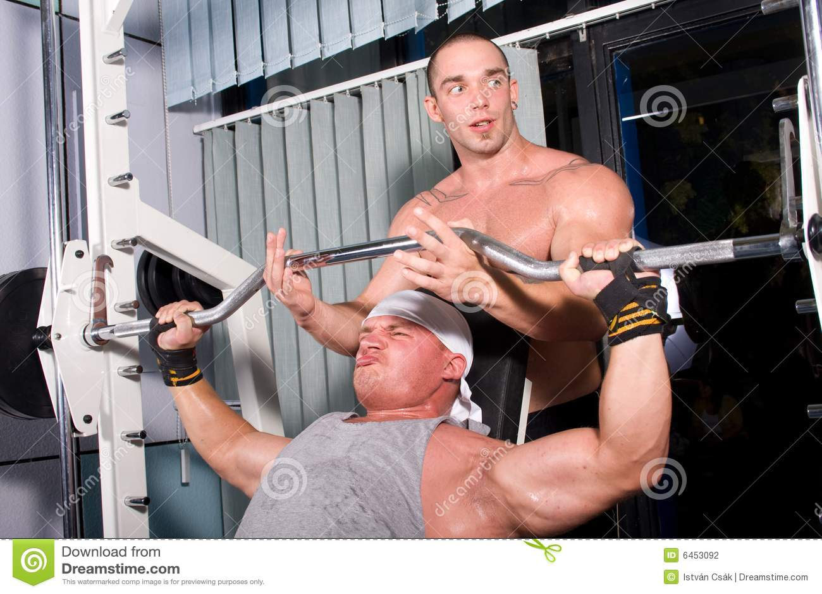 Bodybuilders szkolenia