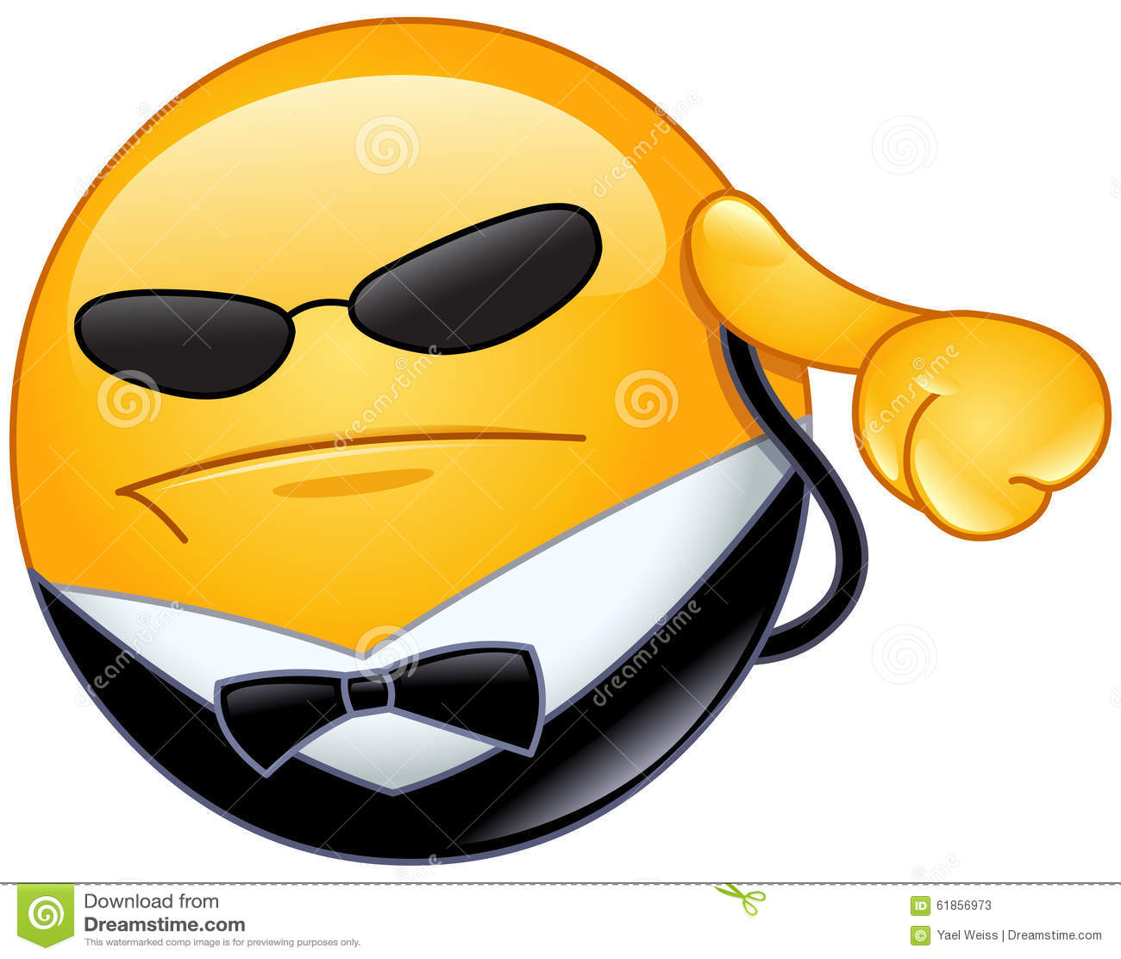 bodyguard emoticon stock vector image 61856973 clip art bumble bee cartoon clip art bumble bee cartoon