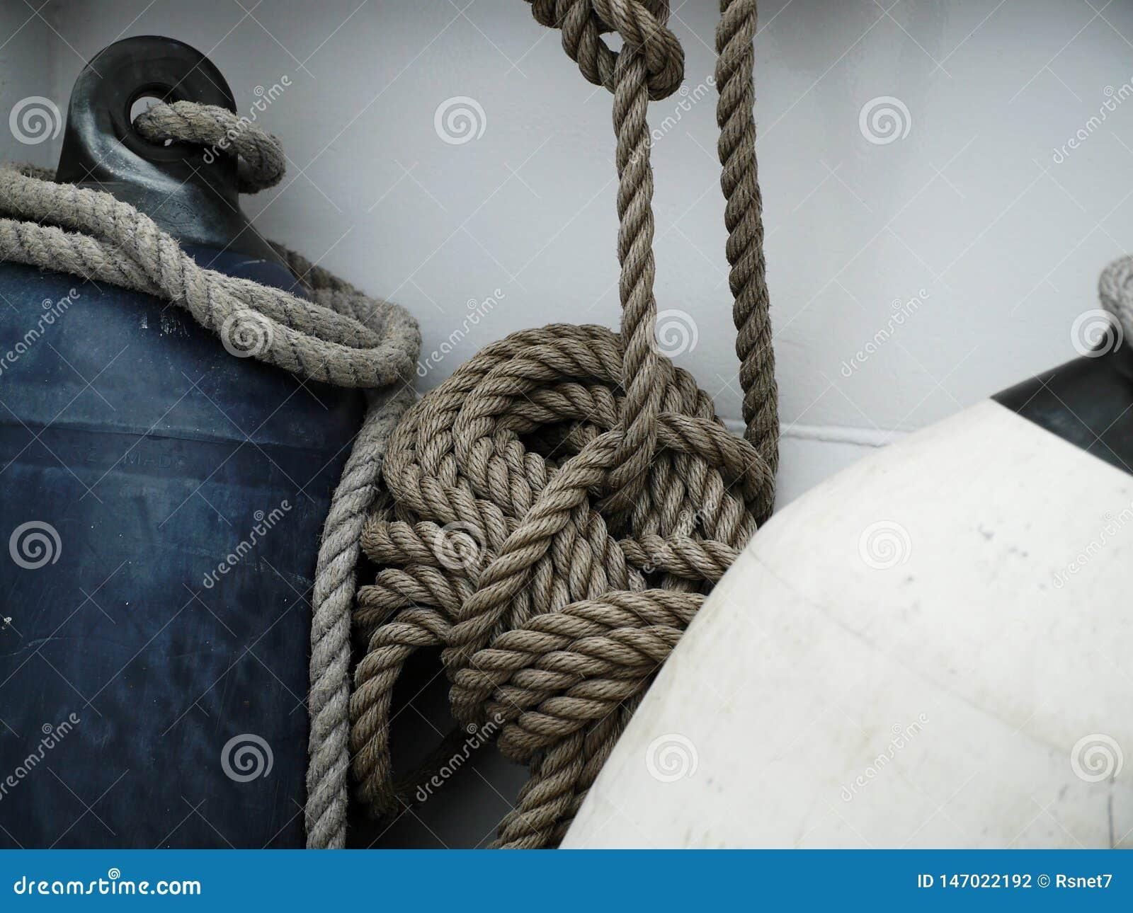 Boe e corda rotolata