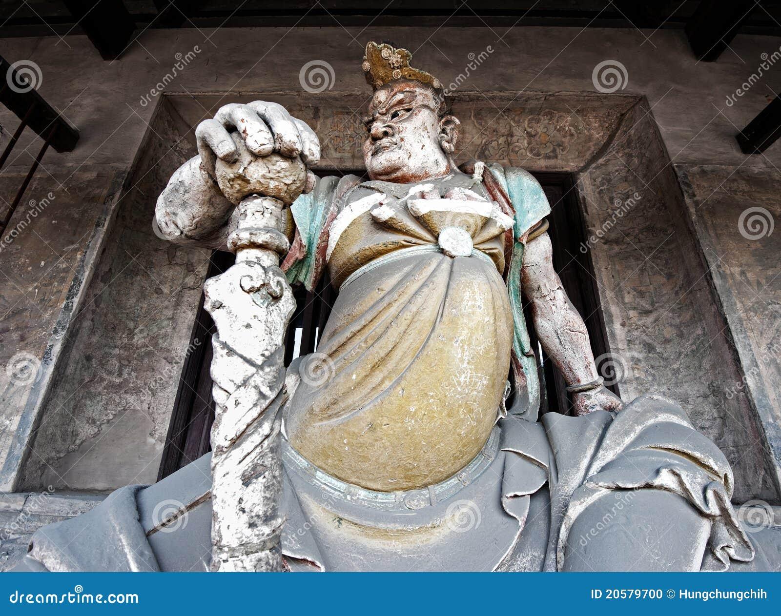 Boeddhistische beschermerdeity