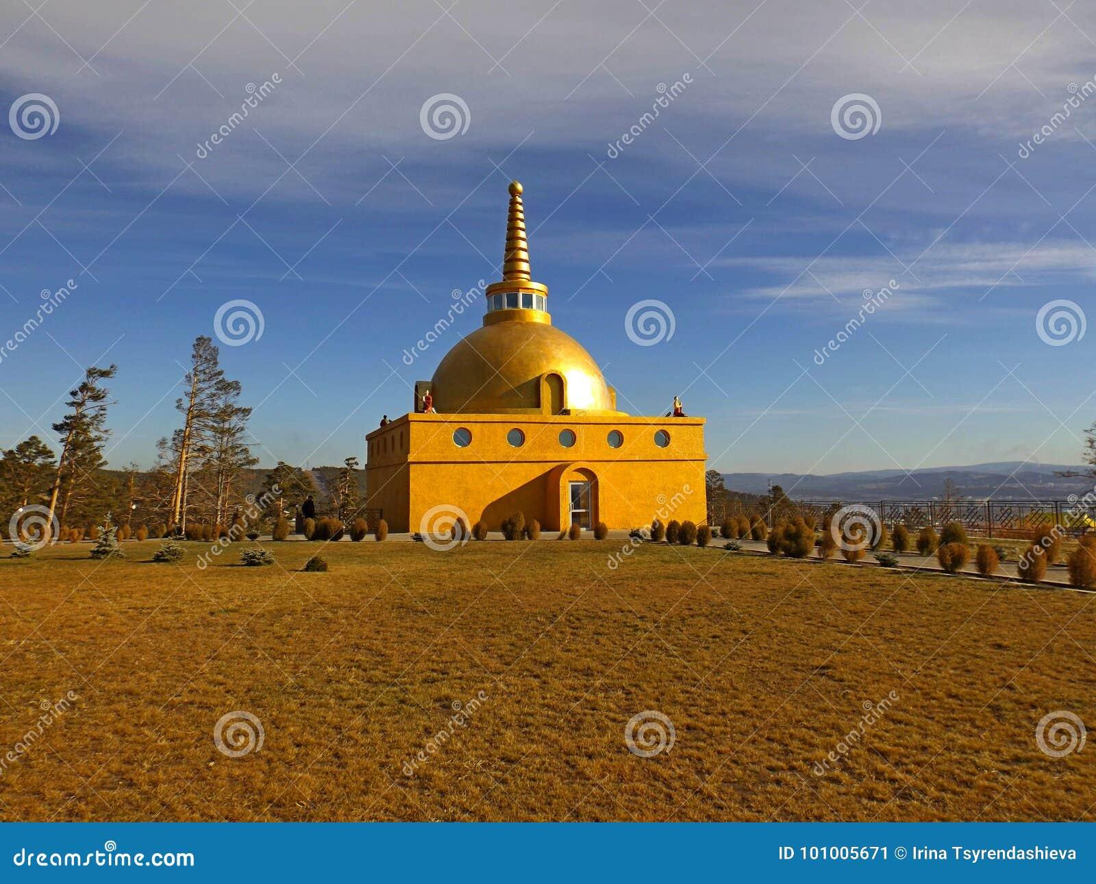 Boeddhistische stupa van Verzoening