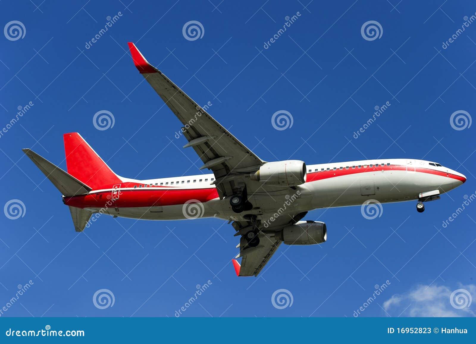 BOEING 737-800 airplane