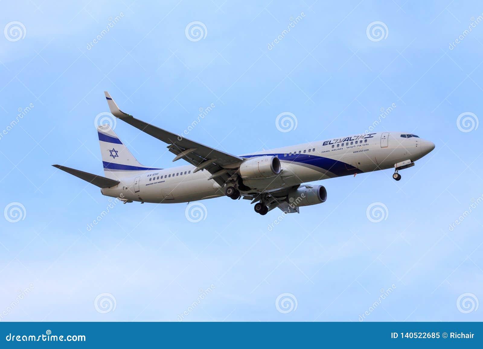 El Al Boeing 737-800