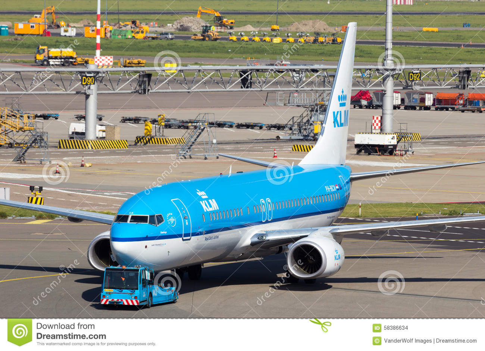 737 boeing klm