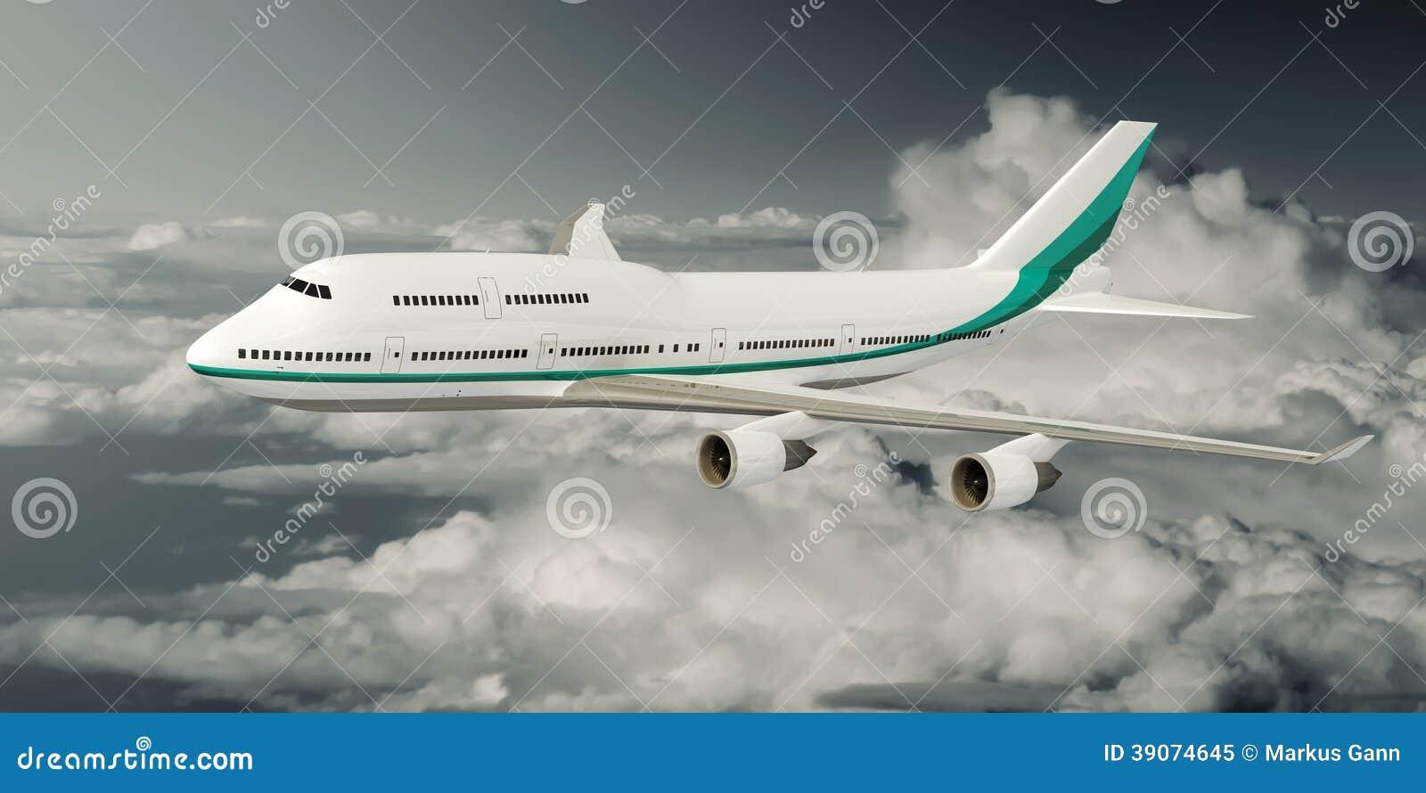 Boeing 747 samolot